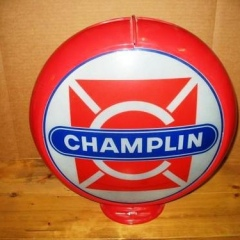 Champlin Gas Globe