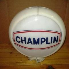 Champlin Plastic Inserts Gas Globe