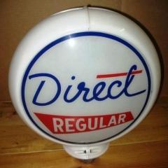 Scarce Direct Regular Gas Globe