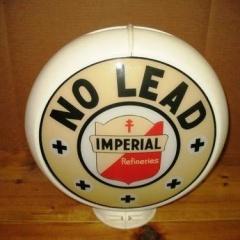 Imperial No Lead Gas Glob