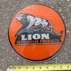 "Super Rare Lion 9"" Insert"