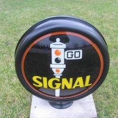 Signal Gas Globe