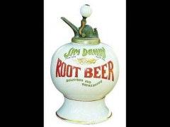 Rare Jim Dandy Syrup Dispenser