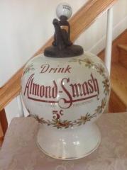 Rare Almond Smash Syrup Dispenser