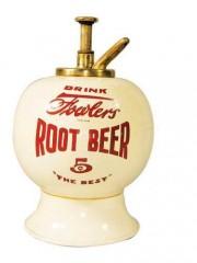 Foler's Root Beer Syrup Dispenser