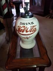 Kel-Ola Syrup Dispenser