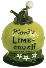 Lime Crush Syrup Dispenser