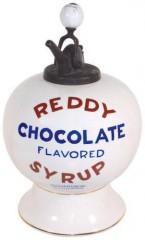 Reddy Chocolate Syrup Dispenser
