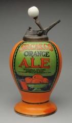 Very Rare Socasco Orangeale Syrup Dispenser
