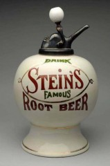 Very Rare Steins Root Beer Syrup Dispenser
